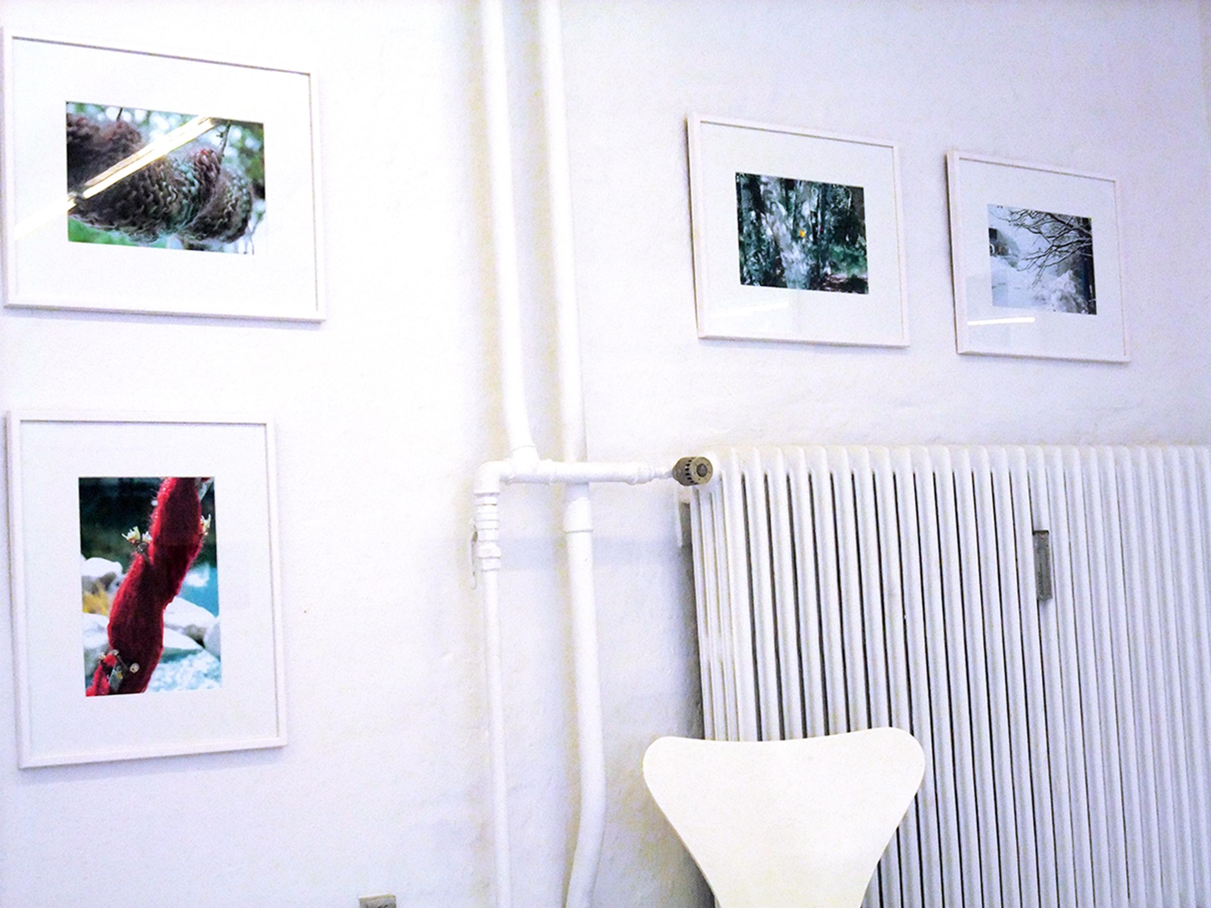 Det Hemmelige galleri – Cover & Random
