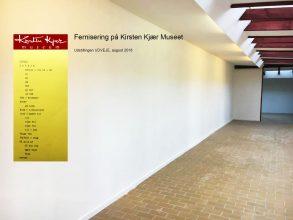 """Kirsten Kjær Museet – """"Udveje"""""""